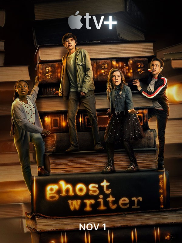 Ghostwriter : Le Secret De La Plume - Saison 1